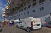 Costa Crociere e Banco Alimentare rafforzano collaborazione: ora c'è anche Civitavecchia