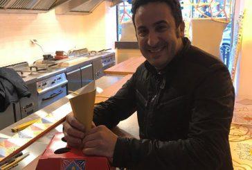 Il 'coppo' protagonista della nuova friggitoria d'arte di Natale Giunta a Palermo