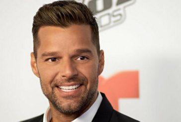 Ricky Martin turista d'eccezione al Colosseo