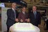 Da Fiumicino è partito il nuovo volo giornaliero di S7 Airlines per Mosca