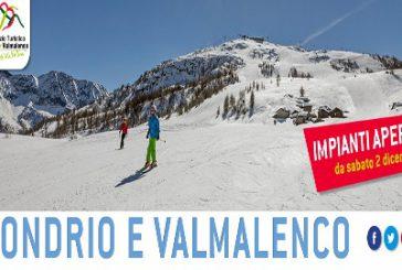 Riparte il treno della neve per la Valmalenco grazie a Trenord