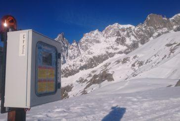 Skyway Monte Bianco inaugura il nuovo campo di allenamento ARTVA