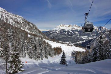 Weekend dell'Immacolata con RDS negli impianti ddell'Alpe Lusia/San Pellegrino