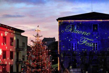 Luce protagonista assoluta del Natale di Arcidosso