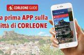 Corleone, ecco l'app per i turisti con le info e gli eventi