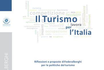 Federalberghi sfida la politica: ecco 80 proposte concrete per rilancio turismo