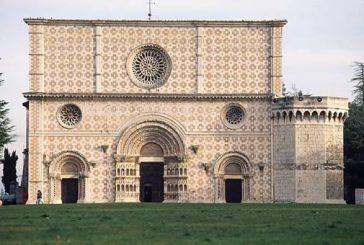 L'Aquila, a 8 anni dal sisma riapre la Basilica Collemaggio