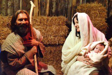 Betlemme riprende vita nella città etrusca di Tarquinia