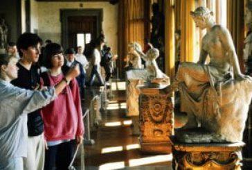 Firenze, il Museo degli Uffizi alla conquista dei social