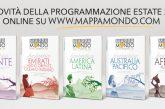 In distribuzione i nuovi cataloghi Estate 2018 di Mappamondo