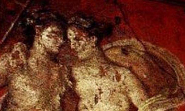 Pompei, danneggiato affresco in domus chiusa al pubblico