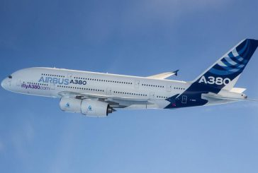 Airbus offre a Cina partnership industriale su A380