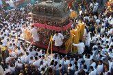 La festa di Sant'Agata diventa una clip su web e maxischermi in città e aeroporto