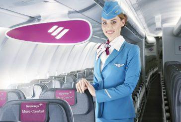 Sconti del 25% per volare con Eurowings se si prenota online o su app