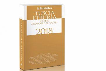 I piaceri di Tuscia ed Etruria in edicola con la Guida di Repubblica