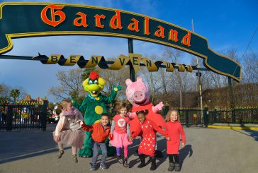 Giovedì 29 marzo inizia la stagione 2018 di Gardaland Resort