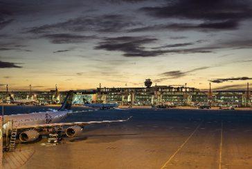 Record al Terminal 2 dell'aeroporto di Monaco: 30 mln di pax Lufthansa nel 2017