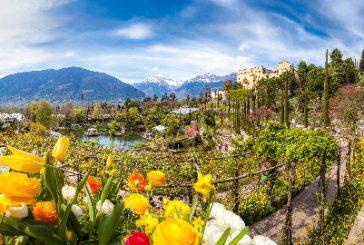 Riaprono i Giardini di Sissi, nuova stagione al via dall'1 aprile