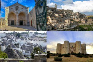 Basilicata e Puglia in rete con il progetto 'Sorelle d'Unesco'