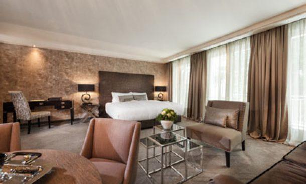 Villa Eden di Merano entra nel club di Small Luxury Hotels of the ...