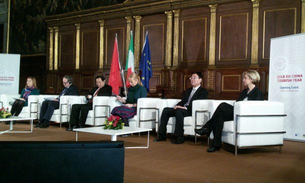 Il 2018 è l'anno del turismo UE-Cina, inaugurazione a Venezia