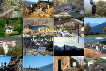 'Bassa Via della Valle d'Aosta', decisi gli ambiti di intervento
