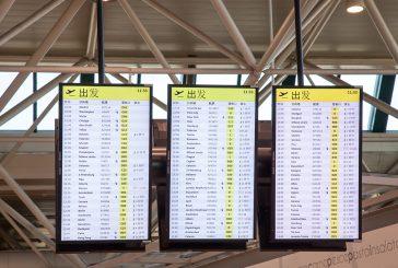 70 voli cancellati a Fiumicino per sciopero Enav