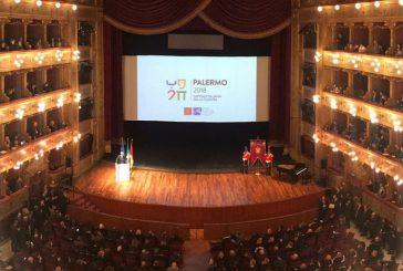 Gentiloni e Franceschini inaugurano l'anno di Palermo Capitale della Cultura