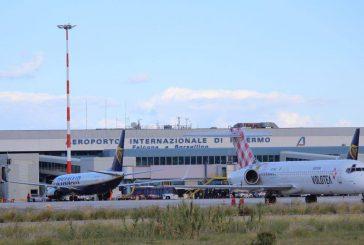 Ad aprile passeggeri a +7,75% all'aeroporto di Palermo