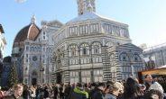 Duomo di Firenze, attivi i metal detector agli ingressi
