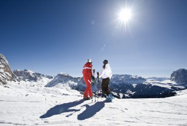 A Cortina apertura anticipata ufficio Skipass dopo prima nevicata