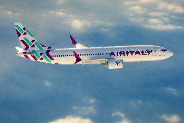 Air Italy dal 25 marzo decolla da Olbia verso Milano, Napoli, Verona, Torino e Venezia