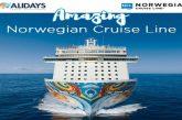 Al via promozioni targate Alidays Travel Experiences e Norwegian Cruise Line