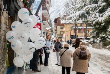 A Courmayeur tornano i 'Black Saturday' firmati American Express