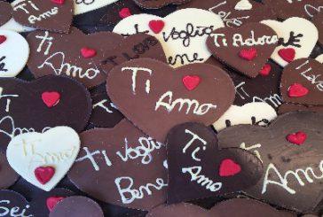 Per i suoi 15 anni Cioccolentino festeggia i primi amori