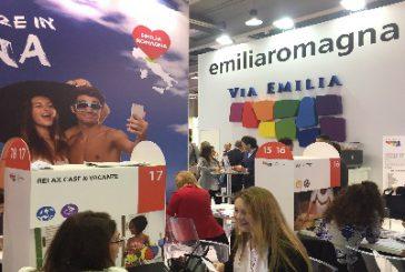 L'Emilia Romagna presenta le sue eccellenze turistiche alla Bit