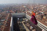 Carnevale Venezia, per la prima volta 'Volo dell'Angelo' a numero chiuso