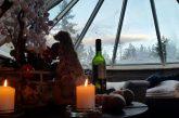 San Valentino in Finlandia ad ammirare l'aurora boreale