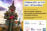 Sognando la Thailandia, la nuova edizione sarà presentata alla Bit