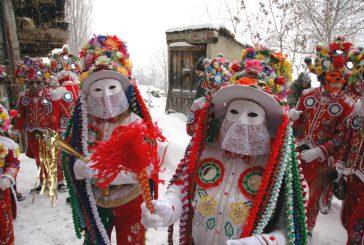 In Valle d'Aosta alla scoperta del Carnevale della 'Coumba Freida'