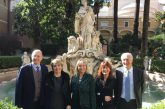 Roma, al via restauro fontana 'Venezia Sposa il Mare' grazie alla Rigoni di Asiago