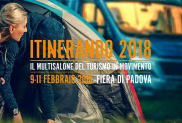 Il turismo in movimento protagonista a Padova con 'Itinerando'