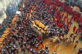 Tutto è pronto a Ivrea per l'edizione 2018 dello storico Carnevale