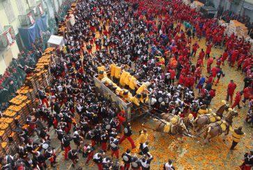 Torna l'appuntamento con lo Storico Carnevale di Ivrea
