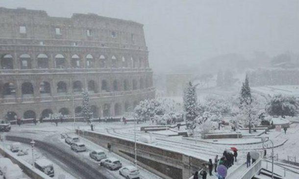 Lazio - Roma Maltempo, Fs: circolazione rallentata, ritardi medi di due ore