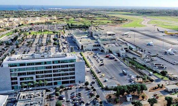 Aeroporto Malta : Aeroporto malta chiuso per due ore incendio voli