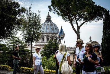 Le guide turistiche si mettono a fare impresa: +9% in un anno in Italia
