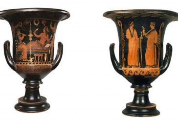Speed Art Museum restituisce a Paestum vaso in ceramica trafugato