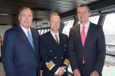 Royal Caribbean riceve dai cantieri STX di Saint Nazaire la 'Symphony of the Seas'