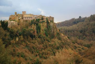 Borgo di Calcata protagonista del nuovo spot della birra Peroni